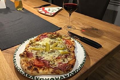 Der beste Pizzateig 19