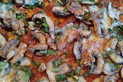 Der beste Pizzateig 121