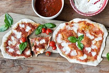 Der beste Pizzateig 9