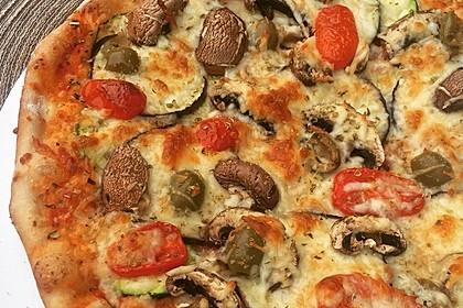 Der beste Pizzateig 91
