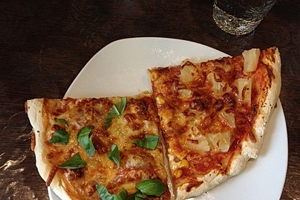 Der beste Pizzateig 113