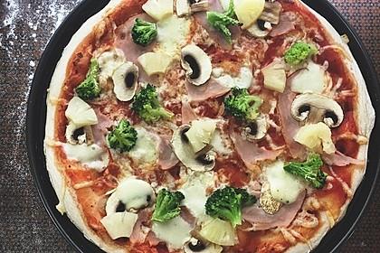 Der beste Pizzateig 13
