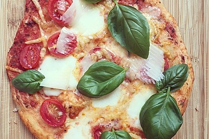 Der beste Pizzateig 70