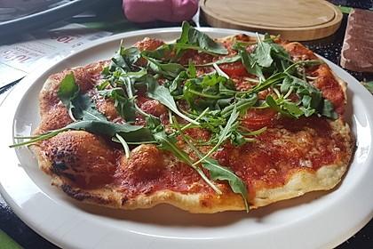 Der beste Pizzateig 14