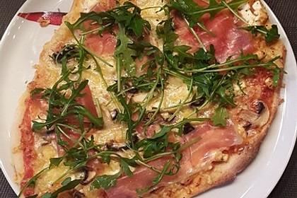 Der beste Pizzateig 72