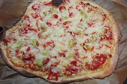 Der beste Pizzateig 130
