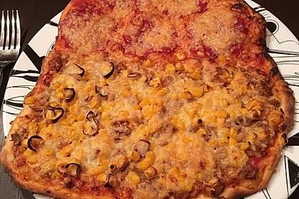 Der beste Pizzateig 131