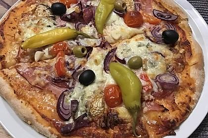 Der beste Pizzateig 69