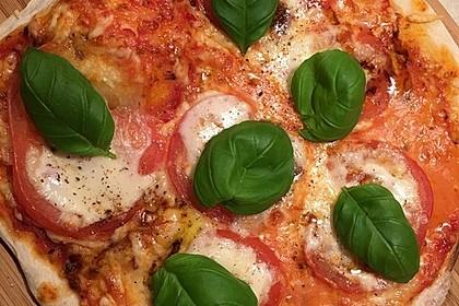 Der beste Pizzateig 7