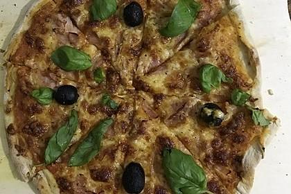 Der beste Pizzateig 123