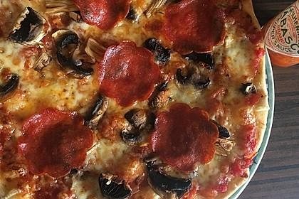 Der beste Pizzateig 47