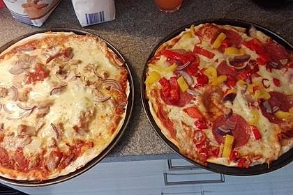 Der beste Pizzateig 53