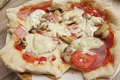 Der beste Pizzateig 116