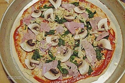 Der beste Pizzateig 34