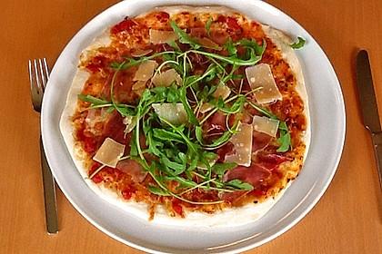 Der beste Pizzateig 17