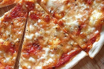 Der beste Pizzateig 4