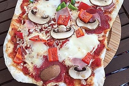 Der beste Pizzateig 26