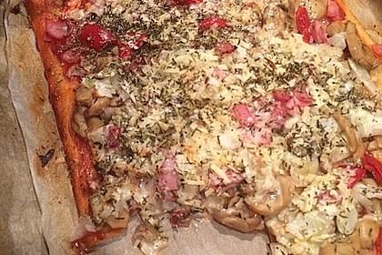 Der beste Pizzateig 126