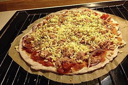 Der beste Pizzateig 62