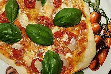 Der beste Pizzateig 10