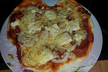 Der beste Pizzateig 90