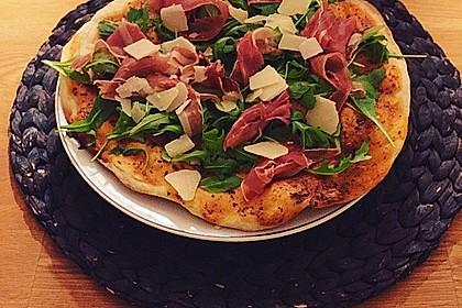 Der beste Pizzateig 5