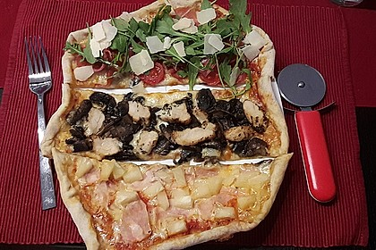 Der beste Pizzateig 18