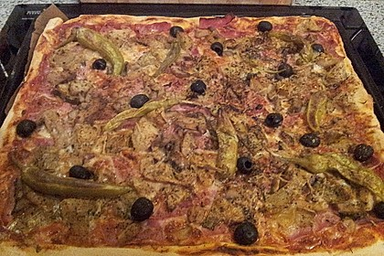 Der beste Pizzateig 88