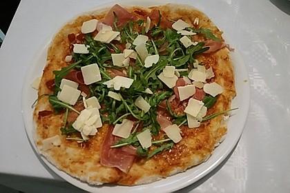 Der beste Pizzateig 49
