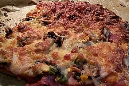 Der beste Pizzateig 120