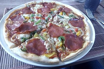 Der beste Pizzateig 35