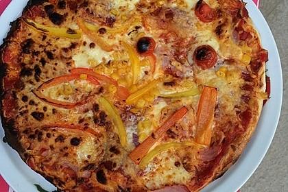 Der beste Pizzateig 100
