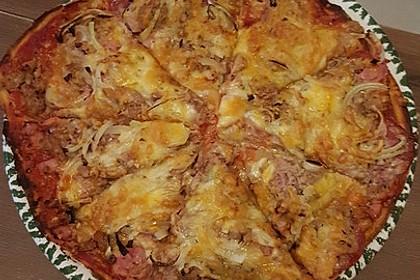 Der beste Pizzateig 122