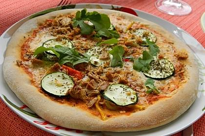 Der beste Pizzateig 12