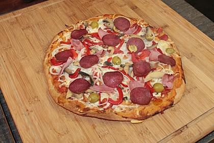 Der beste Pizzateig 44