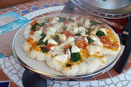 Der beste Pizzateig 86