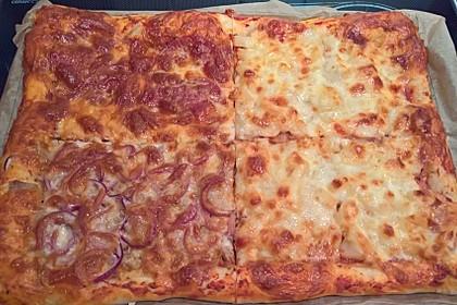 Der beste Pizzateig 61