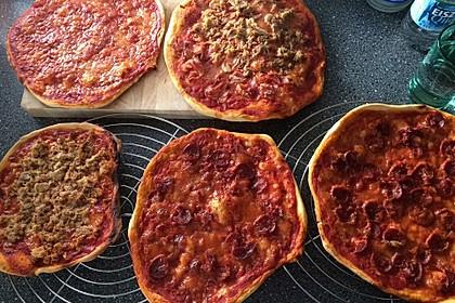 Der beste Pizzateig 52