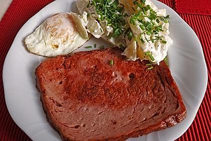 Kohlrabi mit Frischkäse 11