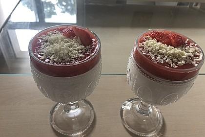 Spaghetti-Eis Dessert 16
