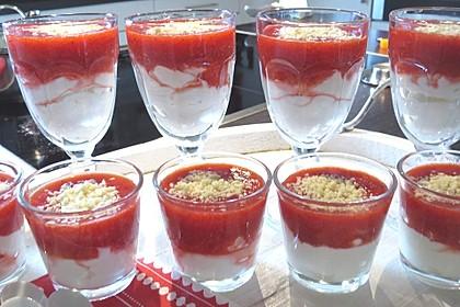 Spaghetti-Eis Dessert 40