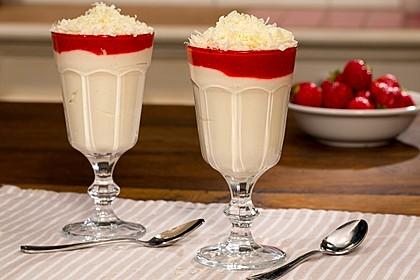 Spaghetti-Eis Dessert 2