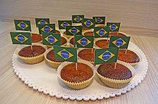 Brasilianische Sünde oder Muffins aus Brasilien