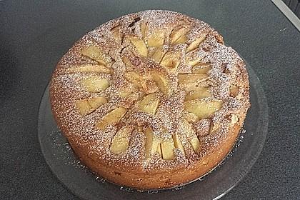 Schneller Apfelkuchen 1