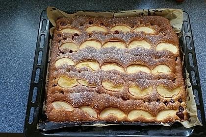 Schneller Apfelkuchen 10