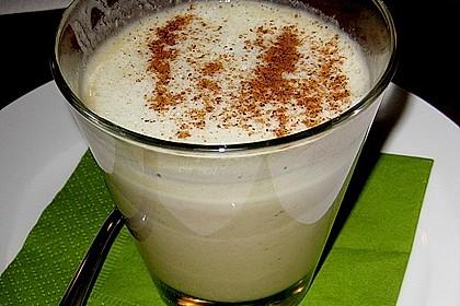 Cappuccino von der Maroni mit Trüffelschaum 5