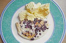 Blaubeer - Pfannkuchen
