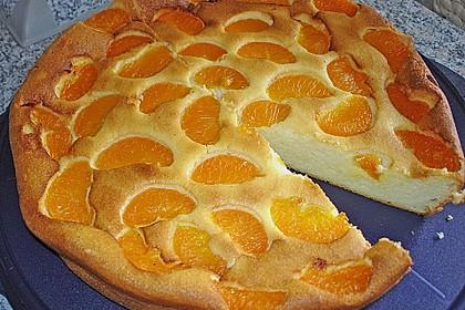 Quarkkuchen mit Pfirsich 5