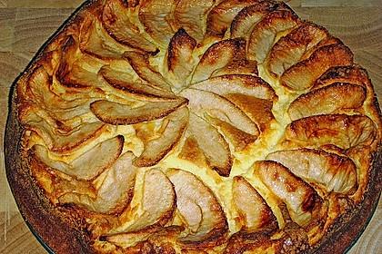 Quarkkuchen mit Pfirsich 15