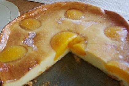 Quarkkuchen mit Pfirsich 19
